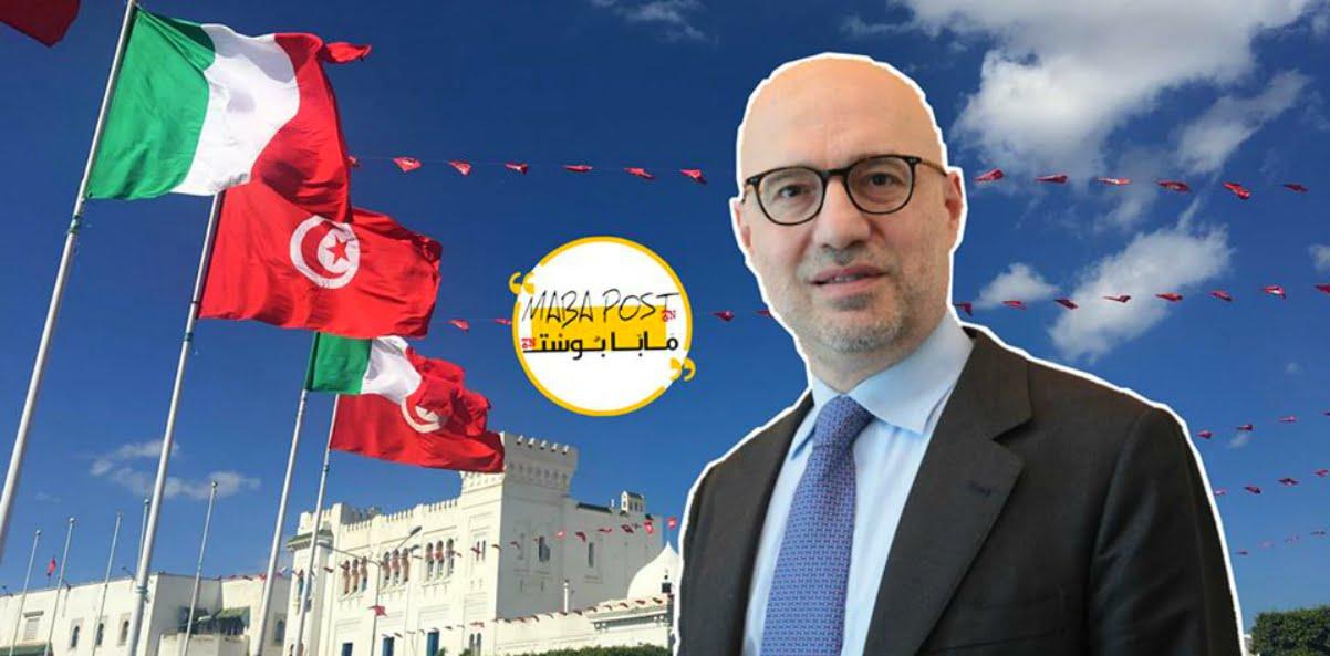 مساعدات من الدولة الإيطالية بقيمة 50 مليون يورو لفائدة تونس لمجابهة فيروس كورونا