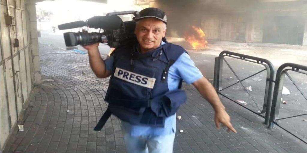 الصحفي إياد حمد في مداخلة خاصة حول فصله عن مهامّه عن وكالة AP بسبب الشرطة الفلسطينيّة