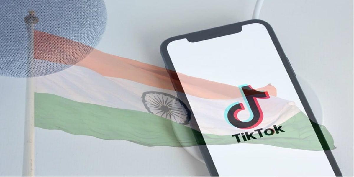 """الهند تقوم بحظر 59 تطبيق موبايل منها """"تيك توك"""" الشهير"""