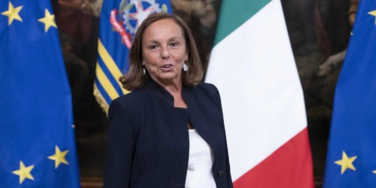 وزيرة الدّاخلية الإيطالية Luciana Lamorgese في زيارة لتونس حول موضوع الهجرة الغير نظاميّة