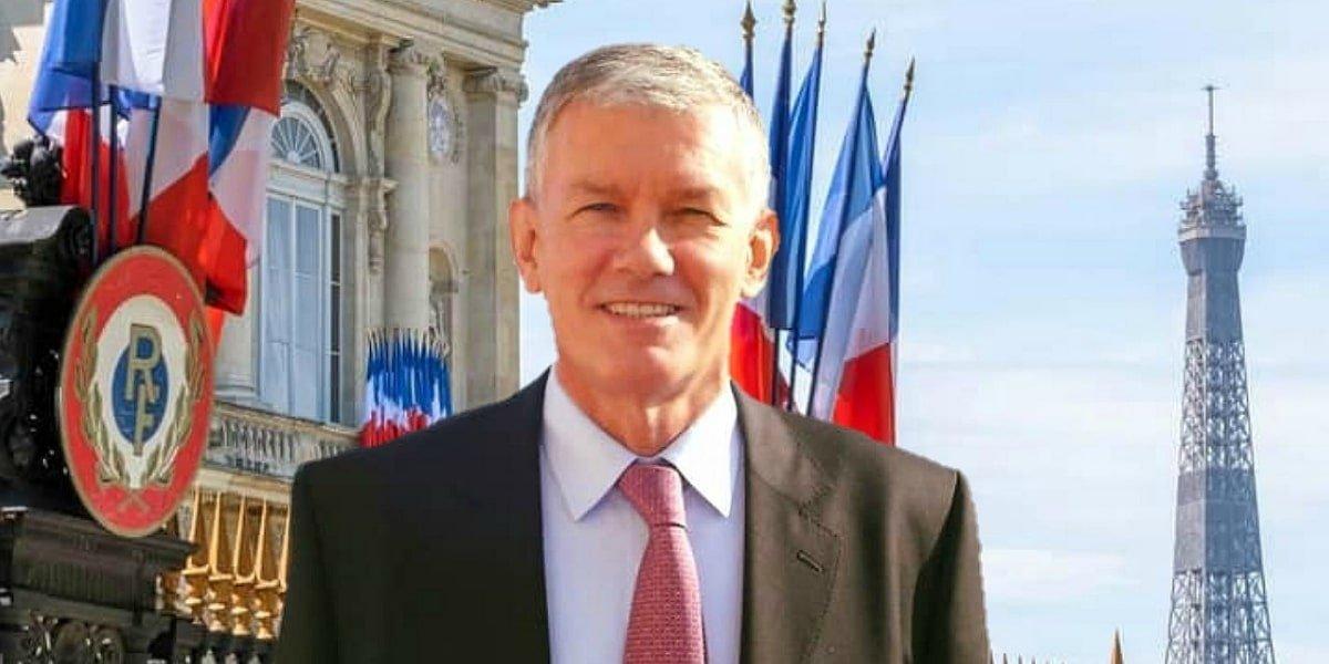 فرنسا تعيّن السيد André Parant سفيرا جديدا لها بالجمهوريّة التونسية