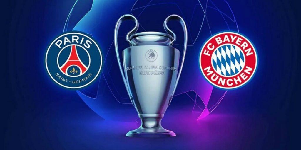 نهائي دوري أبطال أوروبا 2020 الألماني الفرنسي