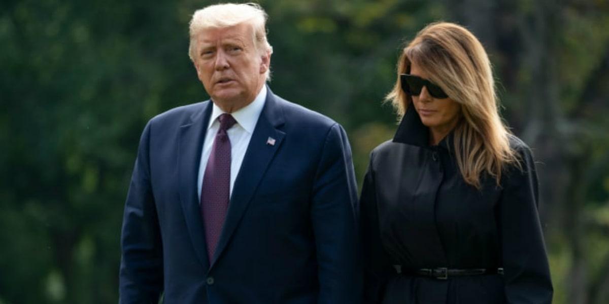 دونالد ترامب والسّيدة الأولى تأكّدت إصابتهما بفيروس كورونا