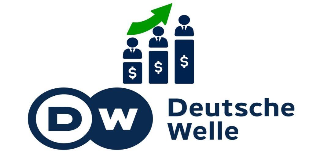 زيادة رواتب صحفيوا Deutsche Welle بنسبة 6.2%