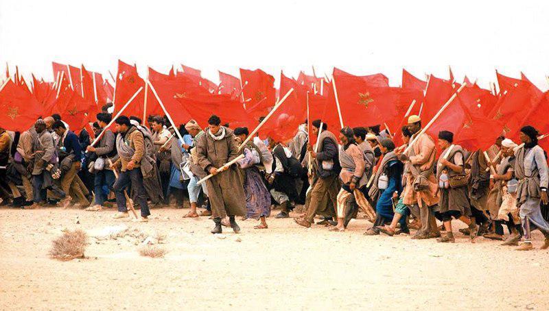 المسيرة الخظراء 45 عاما على إسترجاع الأراضي الصحراويّة المغربيّة
