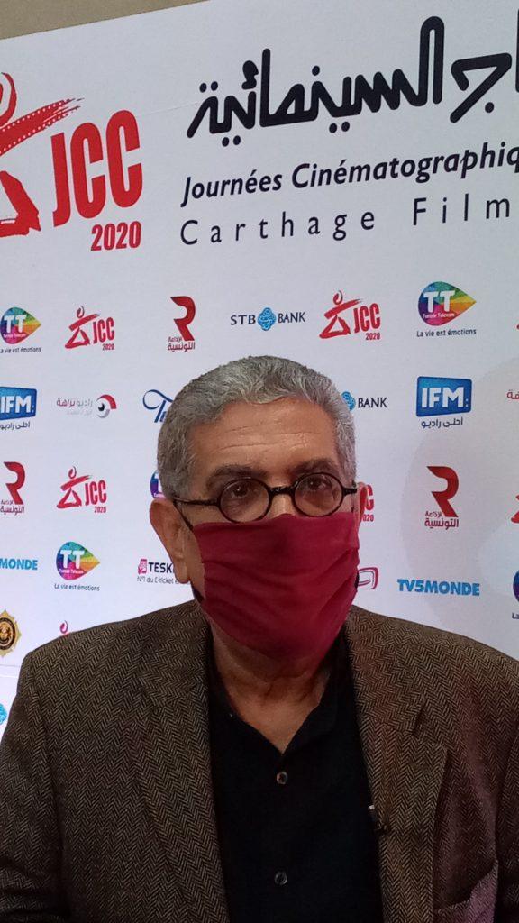 رضا الباهي: مدير أيام قرطاج السينمائية 2020