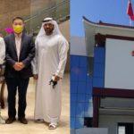 """سفارة الصّين بتونس تكذّب تصريحات الفنّان """"كادوريم"""" حول توفير لقاح كورونا"""